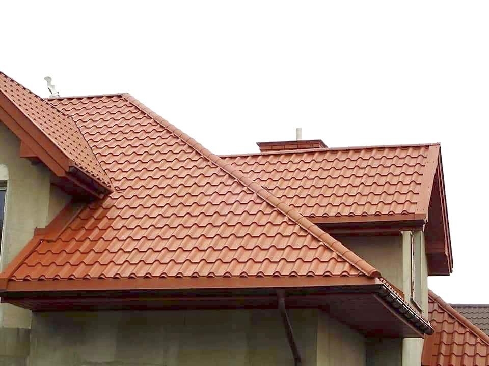 cserepeslemez teto keszites Sopron